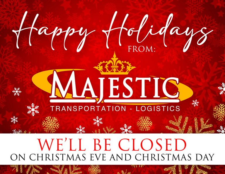 Wishing you a very Merry Christmas from the Majestic team!